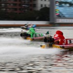 マンスリーBOATRACE杯 ダッシュ島グランプリ 優勝戦 スタート (1)