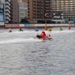 マンスリーBOATRACE杯 ダッシュ島グランプリ 優勝戦 ピットアウト (4)