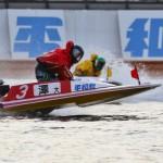 マンスリーBOATRACE杯 ダッシュ島グランプリ 優勝戦 レース (10)
