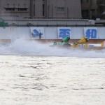 マンスリーBOATRACE杯 ダッシュ島グランプリ 優勝戦 レース (8)