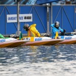 マンスリーBOATRACE杯 ダッシュ島グランプリ 優勝戦 乗艇 (3)