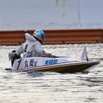 マンスリーBOATRACE杯 ダッシュ島グランプリ 優勝戦 待機行動 1号艇:丸岡 正典 選手