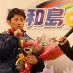 優勝戦出場選手公開インタビュー 2号艇:濱野谷 憲吾 選手 (1)