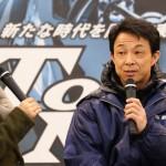 優勝戦出場選手公開インタビュー 4号艇:矢後 剛 選手 (1)