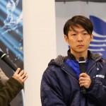 優勝戦出場選手公開インタビュー 5号艇:松田 祐季 選手 (1)